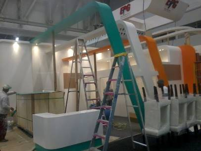 expo stand builders in Johannesburg