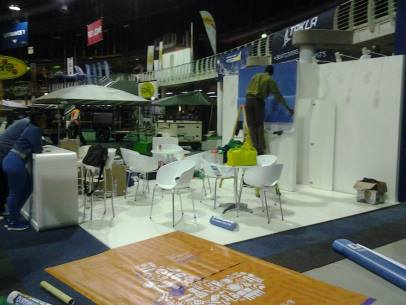 expo stand designers